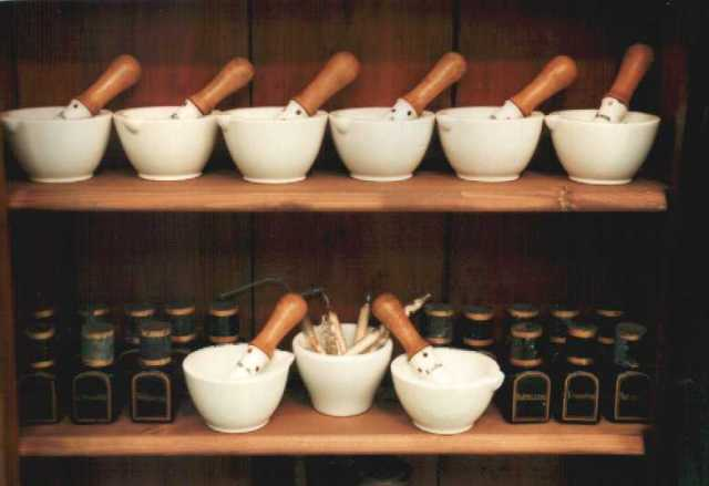 Antica spezieria S. Gimignano farmacia_pestelli
