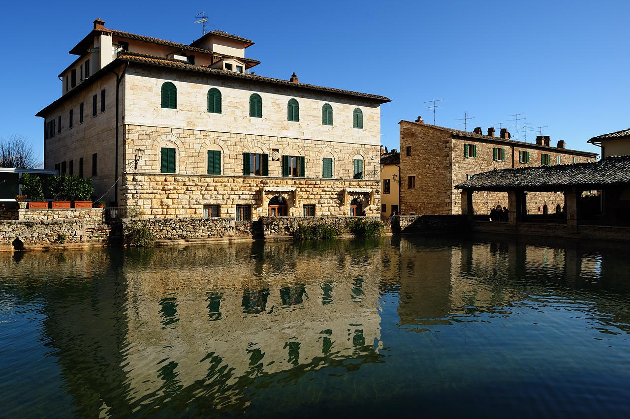 Siena u2013 die umgebung: bagno vignoni toskanamore blog vom