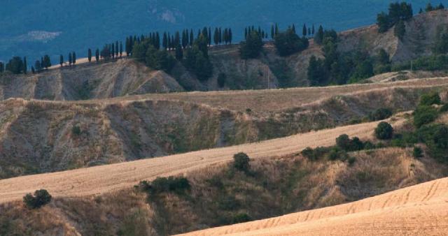 Volterra - Calanchi